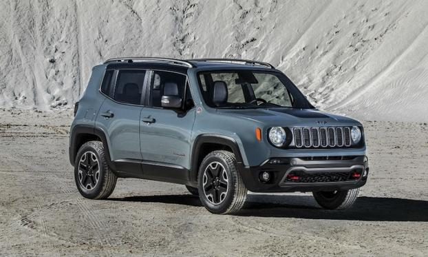 Jeep Renegade by Fiat