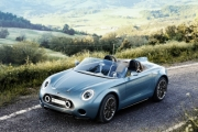 Mini Vision Superleggera by Touring is a must