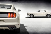 Ford Mustang - Never change a winning game!